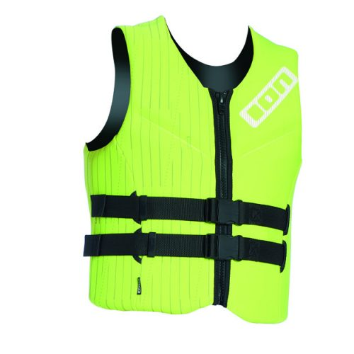 48502-4165 ION Booster Vest Waist lime front